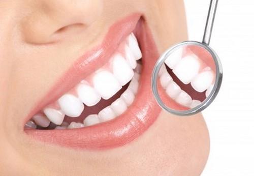 Zdravé zuby a krásný usměv