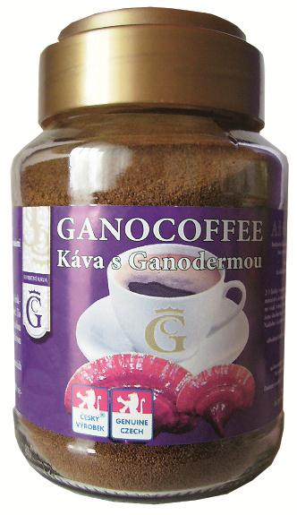 Káva s Ganodermou