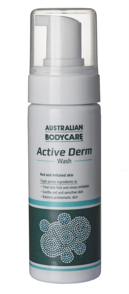 Active Derm pěnové mýdlo