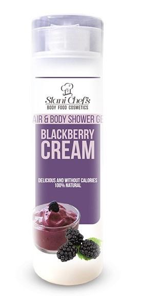 Sprchový gel Blackberry cream
