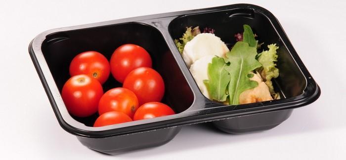 Důležitá je optimální velikost porcí