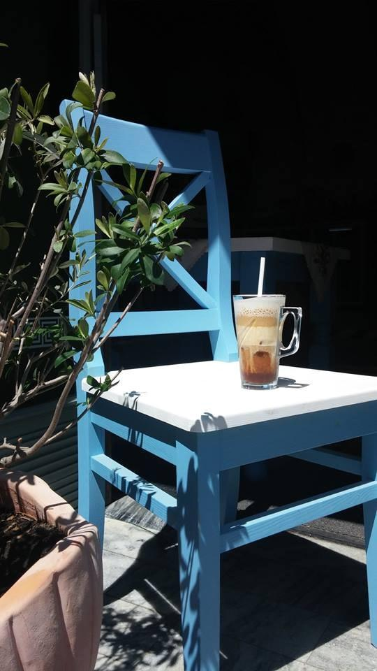 Řecká kávička