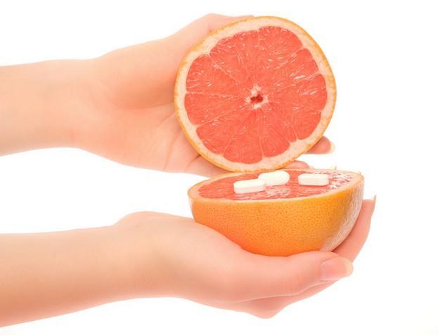 Grapefruity patří mezi nejzdravější druhy ovoce