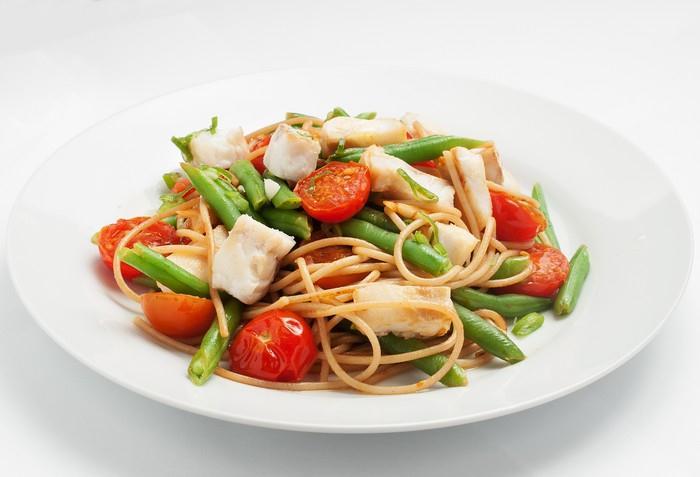 Výborné celozrnné špagety