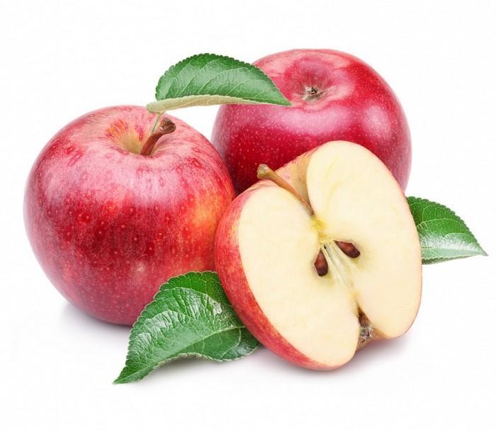 Jablečná šťáva je velice užitečná při horečce
