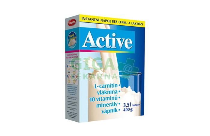 ActiveMilk vhodný pro doplnění vápníku