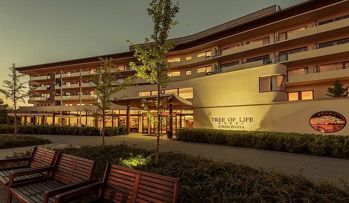 Hotel lázní Tree of Life