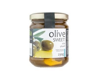 Kandované olivy