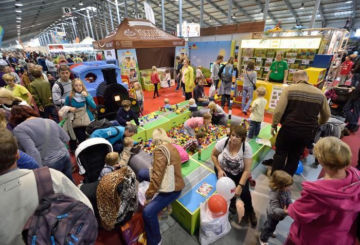 ráj pro děti a jejich rodiče veletrhy for babies a for toys v
