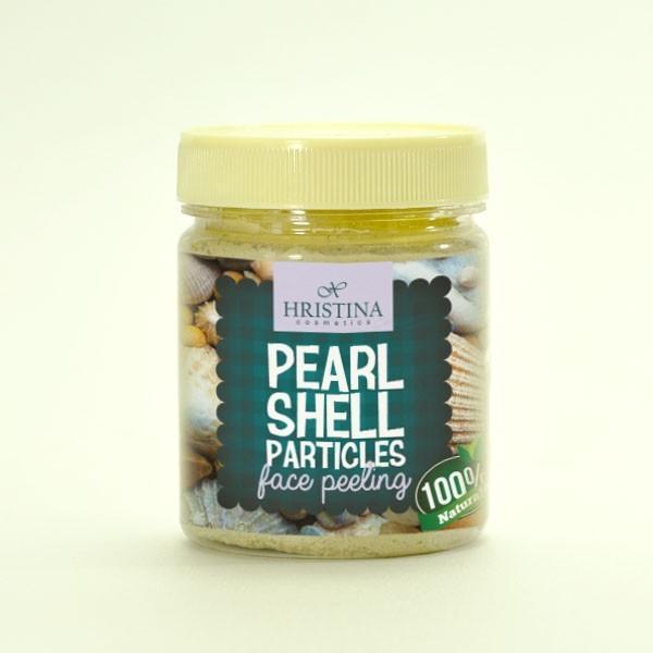 Obličejový peeling Pearl shell