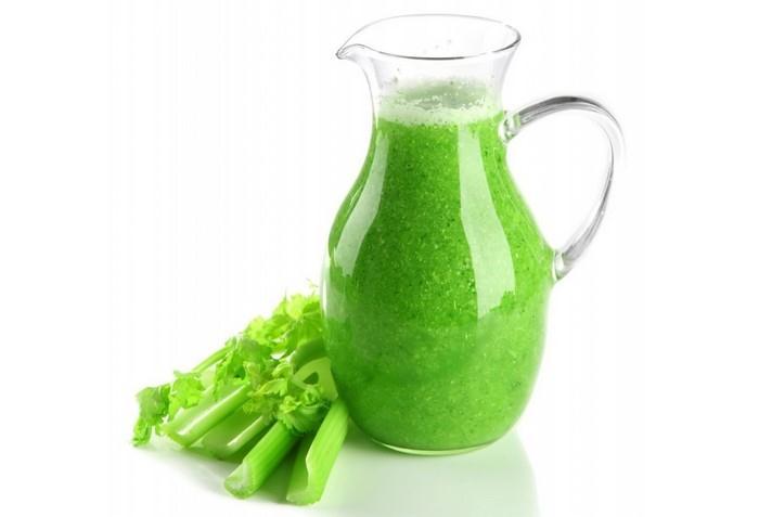 Šťáva z řapíkatého celeru je skvělá pro lidské zdraví
