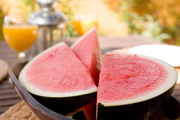 Meloun pro zdraví a krásu