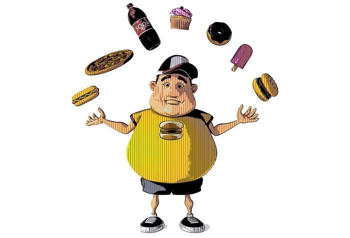 Nadváha nám škodí hlavně po zdravotní stránce