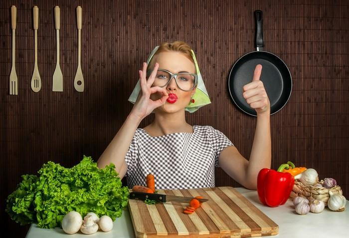 Zdraví životní styl začíná v kuchyni