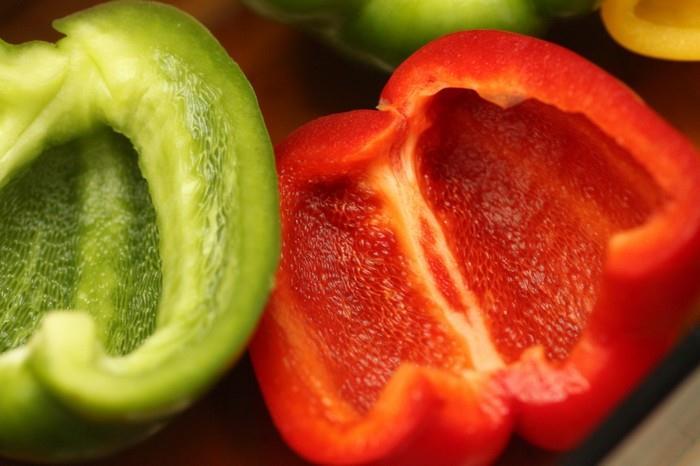 Papriková šťáva je zásobárna důležitých minerálů