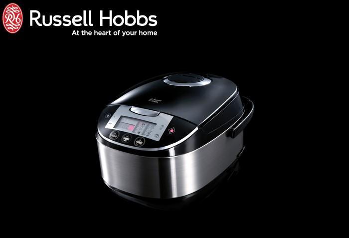 Cook@Home Multi Cooker od britské značky Russel Hobbs