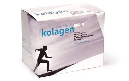 Kolagen - žvýkací tablety