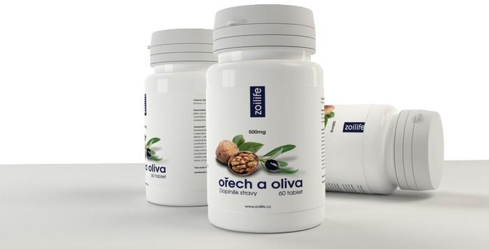 Ořech a Oliva - Zoilife