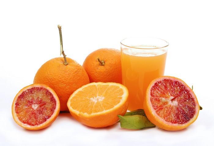 Pomerančová šťáva je nejlépe vstřebatelným zdrojem vitamínu C.
