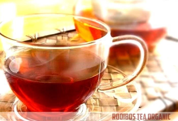 Rooibos neboli čaj z červeného kořene