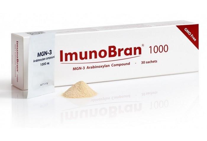 Imunobran je vhodné užívat v sychravém počasí