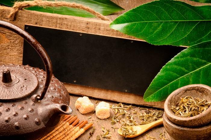 Bylinné čaje pomáhají při detoxikačních kůrách