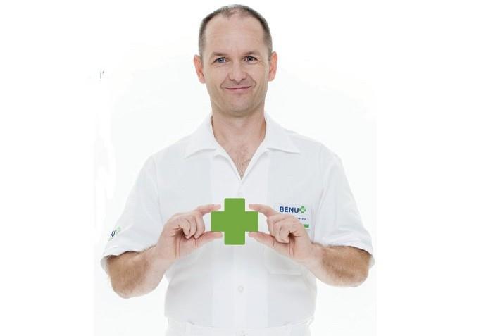 BENU PLUS Léková karta